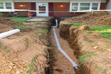 Sewer gas sewer gas smell for Sewer backup smell in house